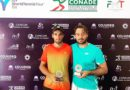 World Tennis Tour | Arreche, campeón de dobles en Cancún